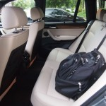 40 / 60 split folding rear seats