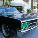 1965 Imperial Crown Green Hornet Black Beauty