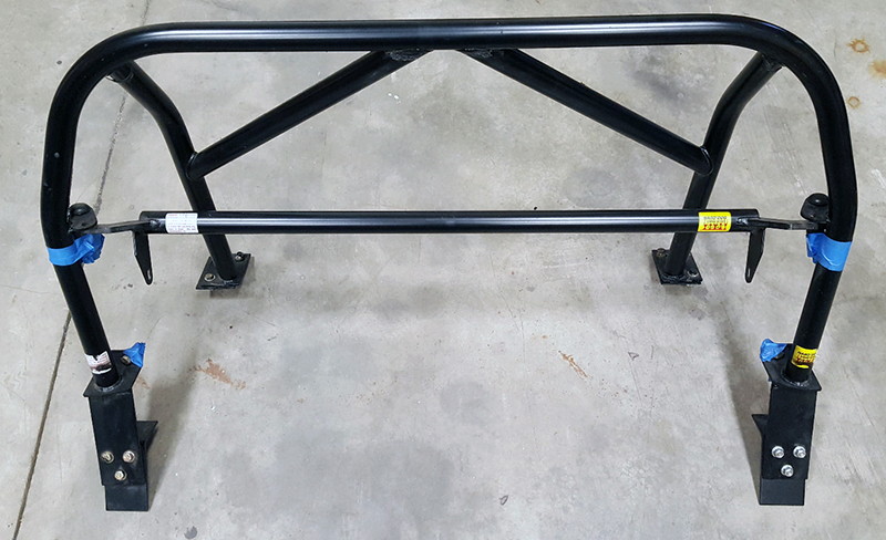 You can find used roll bars, like this Hard Dog unit for the Mazda Miata.